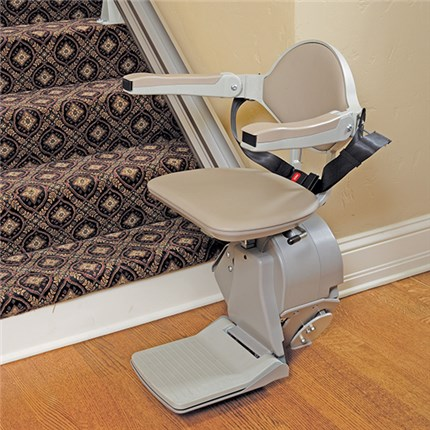 bruno sre3000 elan stairlifts in san francisco