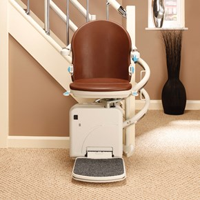 handi-care 2000 san jose custom curve rail in oakland ca stair chairlift